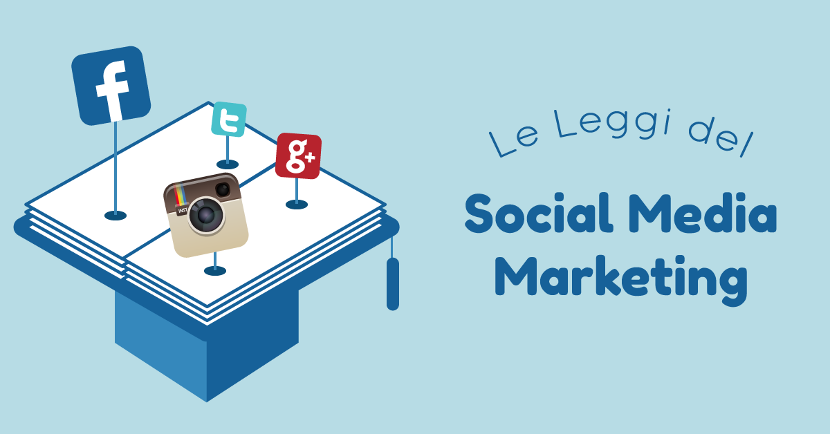Le leggi del Social Media Marketing