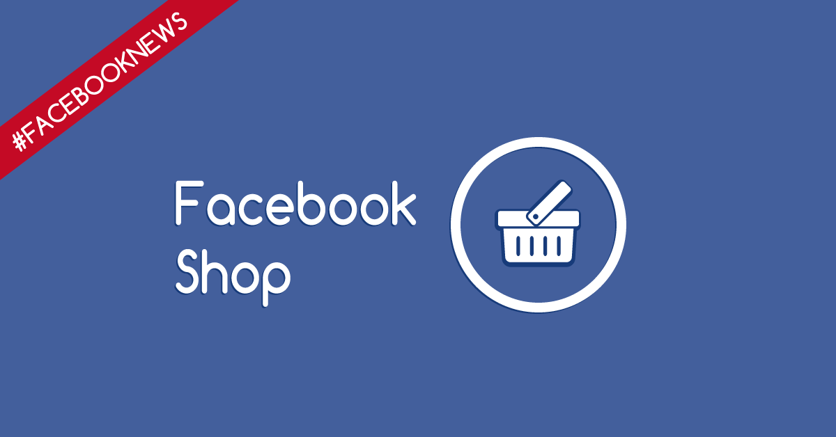 Vendere su Facebook? Ora si può