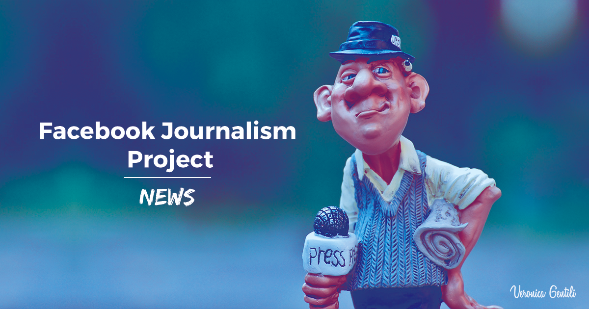 facebook journalism project news