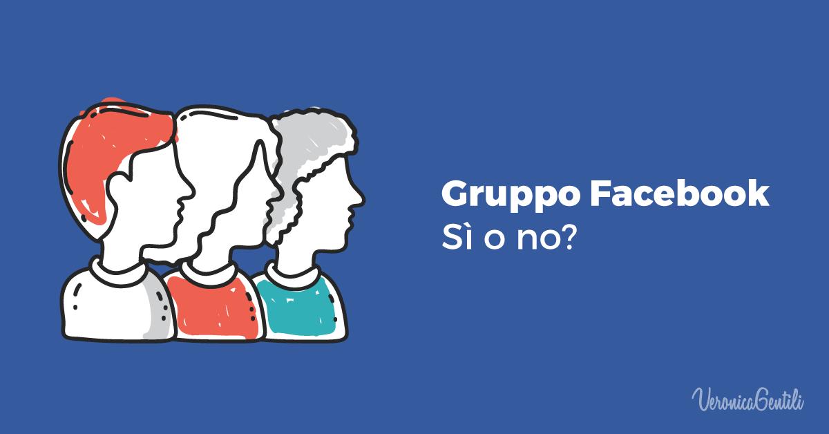 Aprire un Gruppo Facebook: Pro e Contro