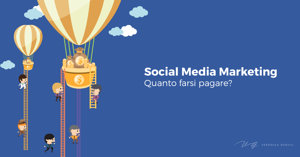 Social Media Marketing, quanto farsi pagare?