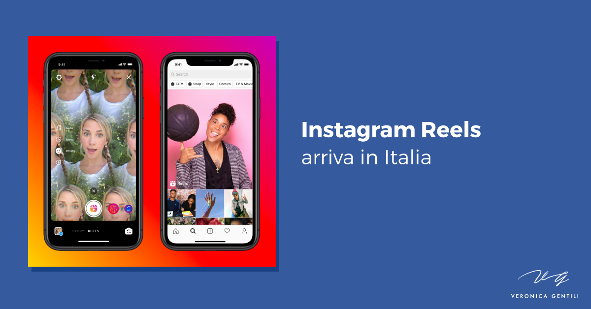 Instagram Reels arriva in Italia