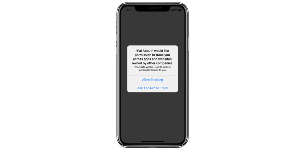 Popup-in-iOS-14-seeking-permission-for-tracking